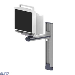 DMS-100 Hastabaşı Monitör Sehpası