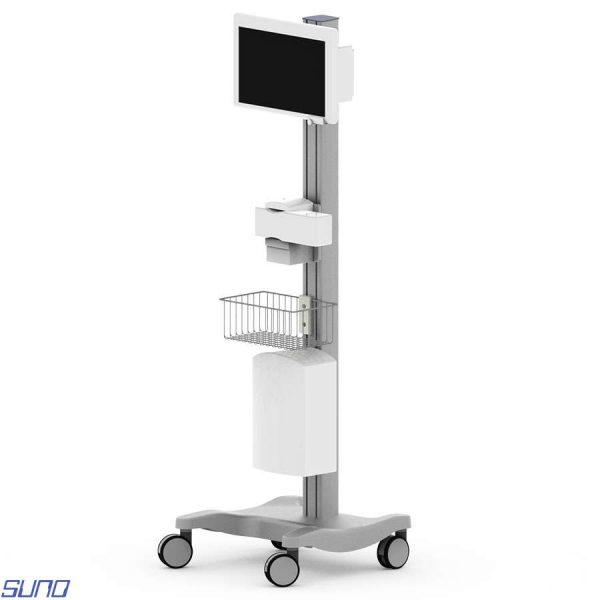 Custom Designed Mobile Type Monitor Stand