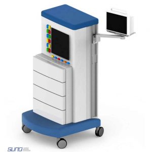 Custom Design Monitor Stands and Trolleys